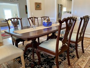 Mahogany Dining Room set for Sale in Greenville, SC