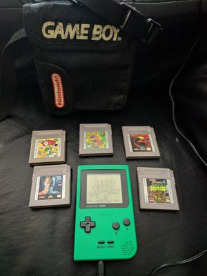 Gameboy Pocket Lot for Sale in Chicago, IL