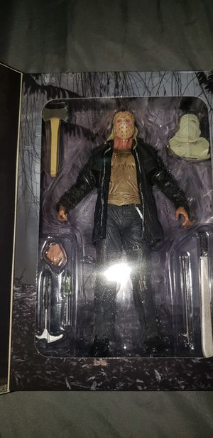 Friday the 13th 2009 Ultimate Jason Vorhees Collector figure for Sale in Chicago, IL