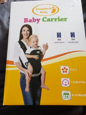 Langforth baby carrier for Sale in Portland, OR