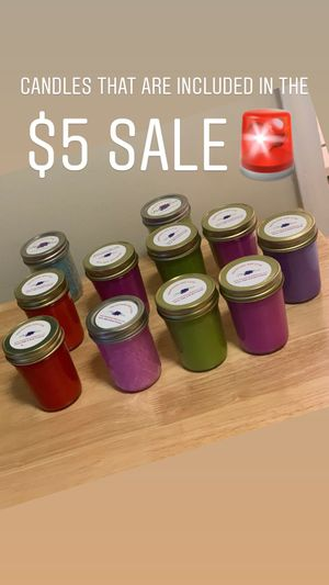 Handmade Candles for Sale in Washington, DC