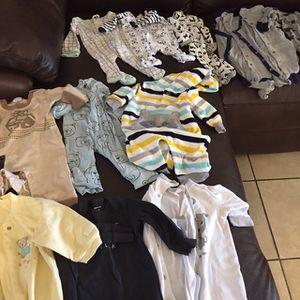 0-3 Months Boy Clothes - (Newborn- 3 Months) for Sale in Mesa, AZ