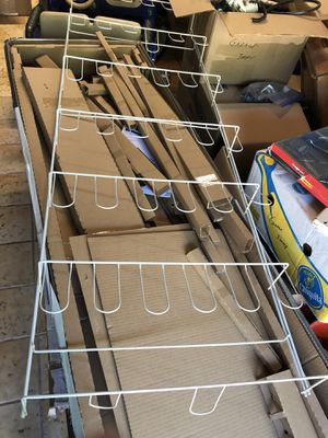 Wall shoe organizer for Sale in Palm Harbor, FL