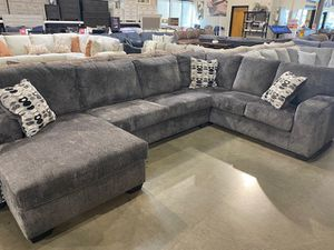 Plush Sectional for Sale in Portland, OR