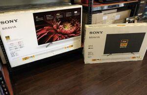 "55"" Sony Bravia Smart 4K UHD Tv for Sale in Nuevo, CA"
