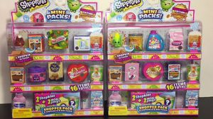 Shopkins collectibles season 10 2x $10 for Sale in Takoma Park, MD