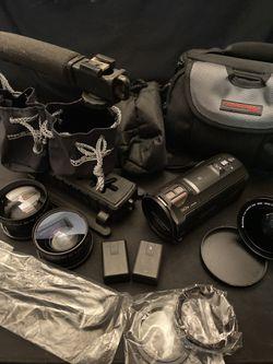Panasonic HC-V770 Full HD Video Camera Camcorder Bundle for Sale in Alameda,  CA