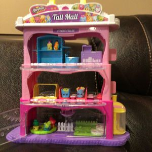 Shopkins Tall Mall for Sale in Denver, PA