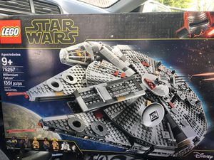 Millennium falcon 1351 piece LEGO set brand new, retail price is 159.00 for Sale in West Linn, OR