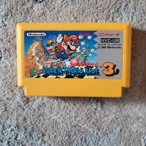 Super Mario 3 Famicom NES Japan Japanese Bros Brothers for Sale in Long Beach, CA