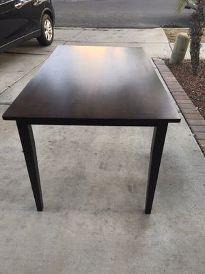 Solid wood kitchen table for Sale in San Diego, CA