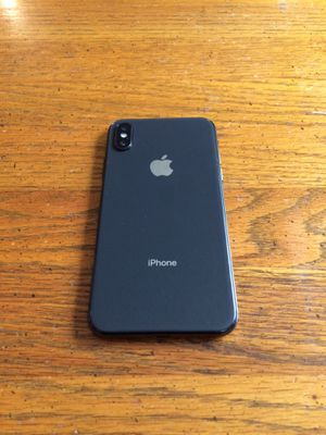 iPhone X 256gb att/cricket $425 firm no trade, I block low ballers for Sale in Sacramento, CA