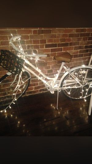 Bicycle without lights used for a wedding . for Sale in White Hall, AR
