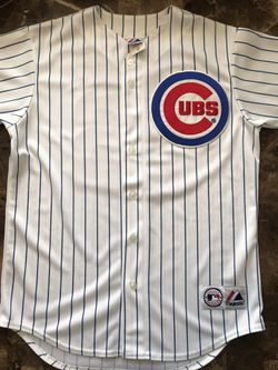 MLB Chicago Cubs Aramis Ramirez #16 Majestic Jersey Mens Size M Stitched for Sale in East Dundee,  IL