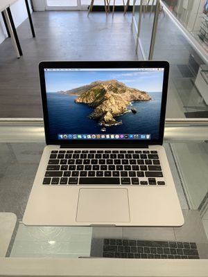"13"" MacBook Pro Retina- 2.7Ghz Intel Core i5- 512GB SSD- 8GB RAM for Sale in Los Angeles, CA"