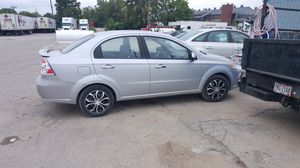 2009 CHEVY AVEO LOW MILES for Sale in Opelousas, LA