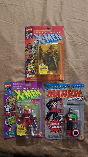 VINTAGE TOY STASH! X-MEN, MARVEL, DISNEY+!! for Sale in Hollywood, FL