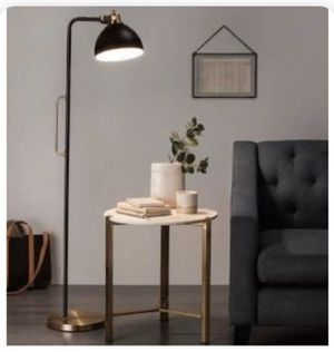 Hearth and Hand Floor Lamp for Sale in Chino, CA