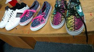 Lactose vans n nike shoes for Sale in Los Angeles, CA