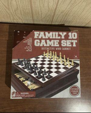 Board Game Set for Sale in Bailey's Crossroads, VA