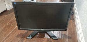 Acer monitor model X203H for Sale in Orange, CA