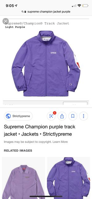 Supreme jacket for Sale in New Haven, CT