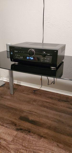 panasonic av receiver. for Sale in Fort Worth, TX