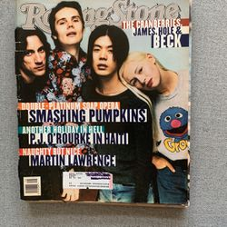 The Smashing Pumpkins - Rolling Stone Magazine Issue #680 - 1994 for Sale in Herriman,  UT