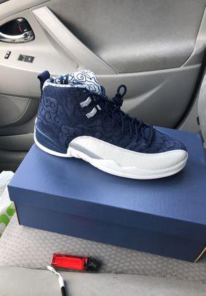 Brand new Jordan 12s size 10 no trades for Sale in Atlanta, GA