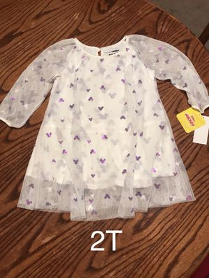 New Disney Nightgown Dress 2T for Sale in Long Beach, CA