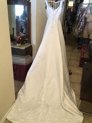 Size. 4 wedding dress for Sale in Waco, TX