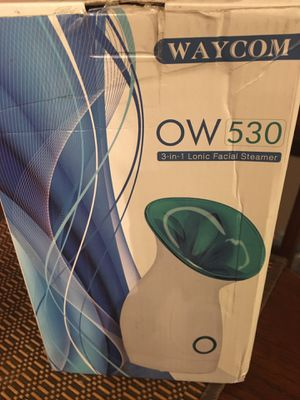 Waycom facial steamer for Sale in Chicago, IL