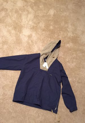 Brand new J Crew pull over jacket size S for Sale in Chevy Chase, MD