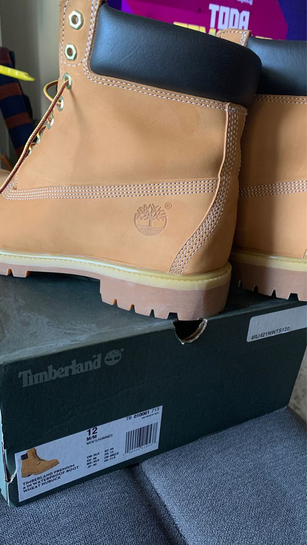 """Timberland premium .....6"""" waterproof boot"""