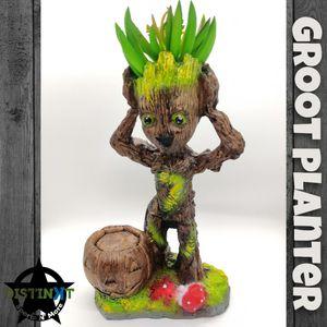 Groot Pumpkin Planter for Sale in Corona, CA