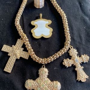 Beautiful Necklace, Pendant And Ring for Sale in Hollywood, FL