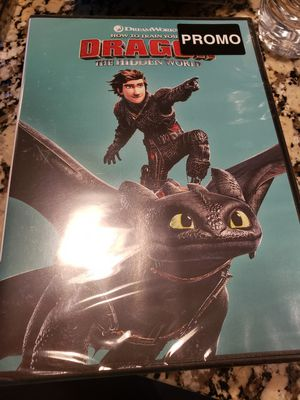 How to train your dragon the hidden world movie for Sale in Overland Park, KS