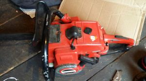 Vintage chainsaw for Sale in Ishpeming, MI