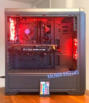 Custom Gaming Computer with Intel i5 9400F, 1060 GTX, 240GB SSD/1TB HDD for Sale in Lauderhill, FL