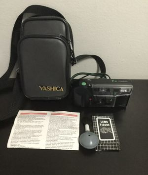 Yashica AF-J 32mm 1:3.5 Camera, Mint for Sale in Brooklyn, NY