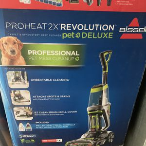 Proheat 2X Revolution Pet Deluxe . for Sale in Yucaipa, CA