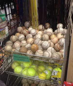 Used Baseballs and Softballs! for Sale in Phoenix, AZ