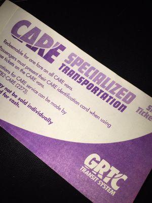 Care van tickets for Sale in Richmond, VA