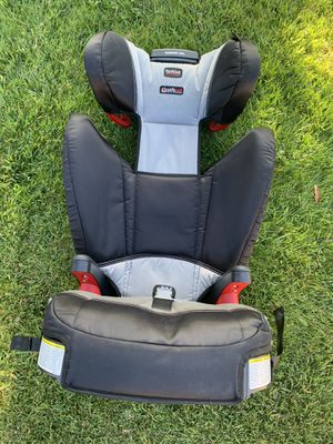 Britax booster car seat with adjustable height head rest -$20 - porch pick up for Sale in Fullerton, CA