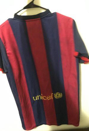 Barcelona jersey for Sale in Miami, FL