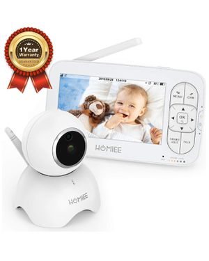 """BRAND NEW baby monitor with 5"""" LCD screen 1000ft range various features for Sale in Anaheim, CA"""