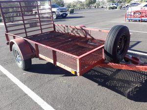 6 x 10 utility trailer for Sale in Mesa, AZ