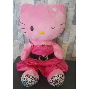 hello kitty build a Bear pink plush for Sale in Lodi, CA