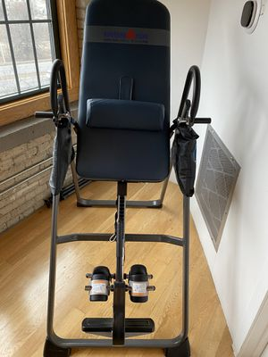 Ironman inversion table for Sale in Everett, MA