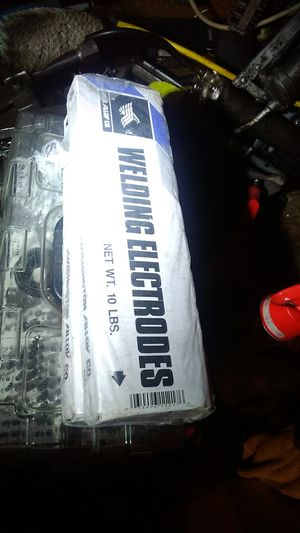 """1/8"""" welding rod for Sale in Vancouver, WA"""